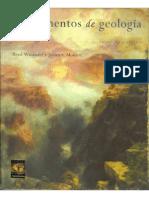 Libro Fundamentos de Geología