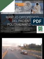 Manejo Ortopedico Paciente Politraumatizado
