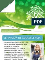Consecuencias Biopsicosociales Del Embarazo en Adolescente