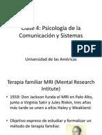 Clase 4 Psicologia de La Comunicacion y Sistemas