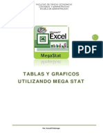 Tablas y Graficos Utilizando Mega Stat