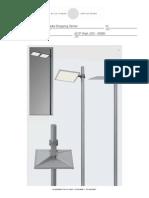 XL - New Pole Light