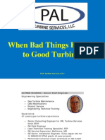 When Bad Things Happen to Good Turbines