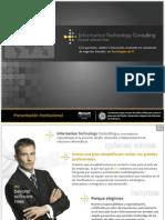 Presentación Institucional ITC