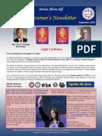 DG Newsletter Sept 2014