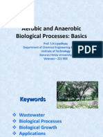 Aerobic and Anaerobic Biological Processes Basics
