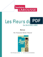 Allegorie Symbole Bun La Baudelaire