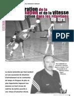 Mejora de La Coordinacion y La Velocidad en Las Situaciones de Lanzamiento. Paul Landuré