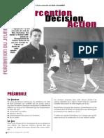 Percepción, Decisión y Ejecución. PASCAL PERSON