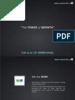 M3M Latitude Brochure