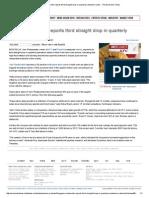 Yum! Restaurants Reports Third Straight Drop in Quarterly Samestore Sales - The Economic Times