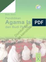 Pendidikan Agama Islam Dan Budi Pekerti (Buku Guru)