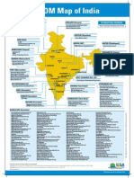 IESA Electronics Map of India