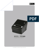 Tp2000 Manual