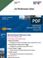 Presentation Manual Desain Perkerasan 2014
