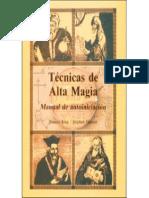 Tecnicas de Alta Magia - Francis King.pdf