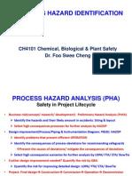 CH4101_2 Process Hazards Identification
