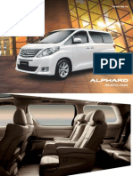 Alphard (Chassis) Ind | Automatic Transmission | Steering