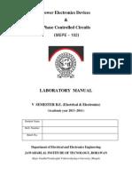 JITFinal Manual of Power Elx