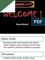 Kelompok IV - Badan Usaha (Pengantar AK)
