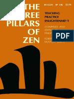 Philip Kapleau Three Pillars of Zen