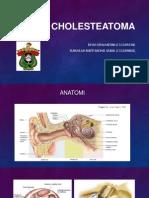 kolesteatoma