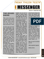 Edition 71 - News Letter September 2014
