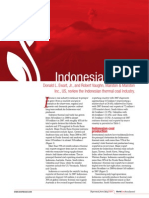 Marston Review of Indonesian Thermal Coal Industry