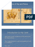 PDF- Bio Mechanics of Pelvis and Low Back Pain