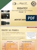 Rishtey Phase a Mentee Brouchure_2