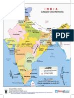 Free India Map