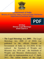 Legal Metrology_CIFTI Workshop 15June,2012