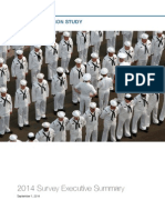 2014 Navy Retention Study Report - Executive Summary