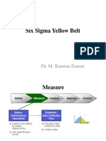 Lecture 7 Six Sigma Yellow Belt