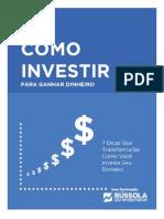 eBook Como Investir eBook Como Investir
