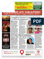 Caribbean Graphic August 2014