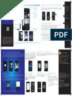 Blackberry z10 4g Lte Quick Starter Guide