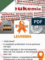 Leukemia CA