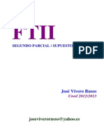 Derecho Financiero y Tributario II (Segundo Parcial Práctico)