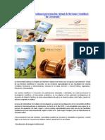 Uladech Catolica Presentación Virtual de Revistas Científicas