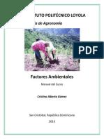 2013.Manual Factores Ambientales