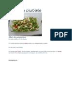 Salata Cu Crutoane