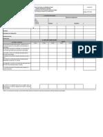 GFPI-F-020 Formato Lista de Chequeo Ambiente de Aprendizaje
