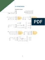 Ecuaciones Trigonométricas, Geometría , Racionalización