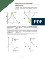 Funciones, Interpolación y Continuidad
