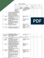 F.long Term Plan. 8th Form