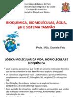 Aula Agua Bioquimica