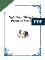 Ngữ Pháp Tiếng Anh Phonetic Symbols