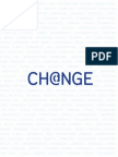 Change 19 Key Essays on How Internet is Changing Our Lives