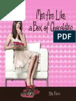 Men a Like a Box of Chocolates - Sample